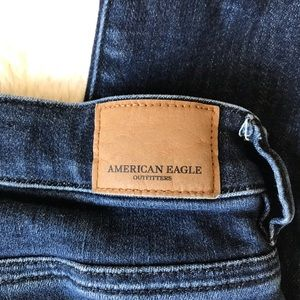 American Eagle Outfitters Jeans - AEO Super Hi-Rise Skinny Jeggings Back To School